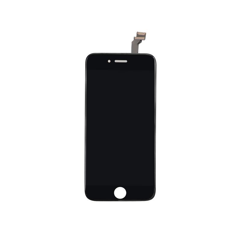 For iPhone 6 Digitizer LCD Front Screen Assembly Aftermarket  Black 4