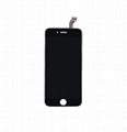 For iPhone 6 Digitizer LCD Front Screen Assembly Aftermarket  Black