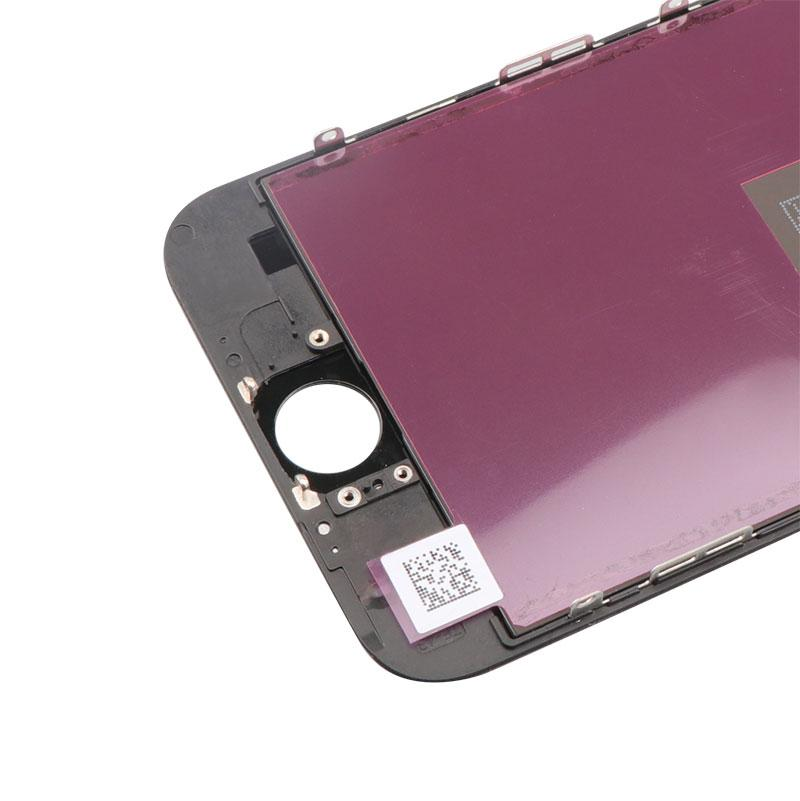 For iPhone 6 Digitizer LCD Front Screen Assembly Aftermarket  Black 6