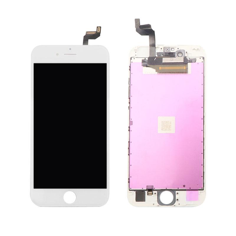 For Iphone 6S LCD Screen Digitizer Assembly Original White 4