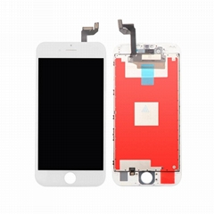 For iPhone 6s LCD Assembly Aftermarket TM White (Hot Product - 1*)