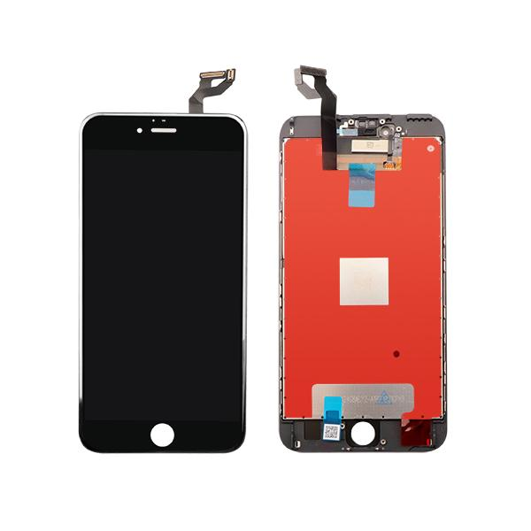 For iPhone 6S plus LCD Display Touch Digitizer Screen Assembly Aftermarket Black