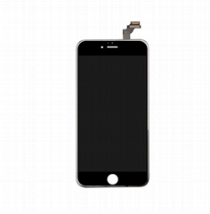 For iPhone 6 plus LCD and Digitizer assembly Aftermarket TM Black