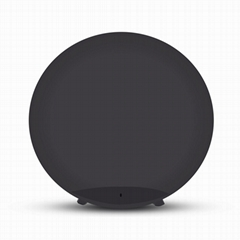 Potable wireless charger with
