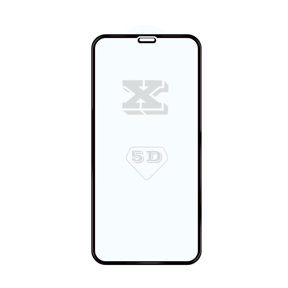 For iPhone Xs Round edge full edge tempered glass    1