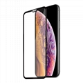 For iPhone Xr Round edge full edge tempered glass