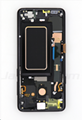 For Samsung S9 Plus LCD and Digitizer Assembly with Frame Black Original