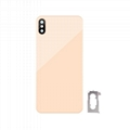 For iPhone XS Max Back Housing Replacement Aftermarket