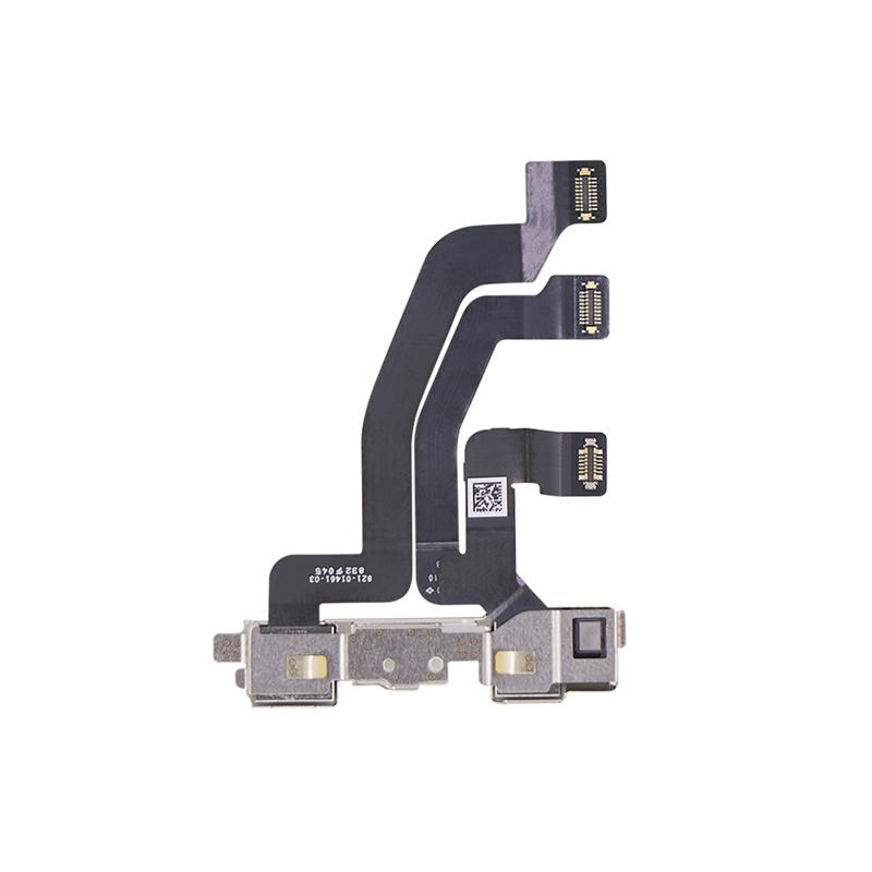 For iPhone XS Max Front Camera Module With Flex Cable Replacement 3