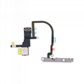 For iPhone XS Max Power Flex Cable with Brackets Replacement 1
