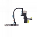For iPhone XS Max Power Flex Cable with Brackets Replacement 2