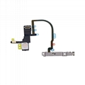 For iPhone XS Max Power Flex Cable with Brackets Replacement 3
