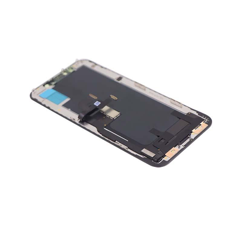 For iPhone XS OLED Digitizer Assembly with Frame Replacement Aftermarket 3
