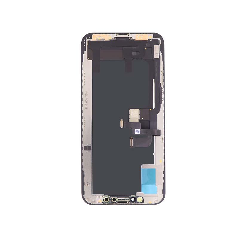 For iPhone XS OLED Digitizer Assembly with Frame Replacement Aftermarket 1