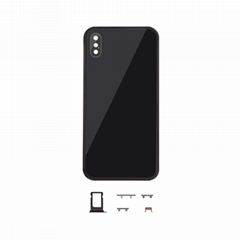For iPhone XS Back Housing Replacement - Space Gray/ Gold/ Silver Original