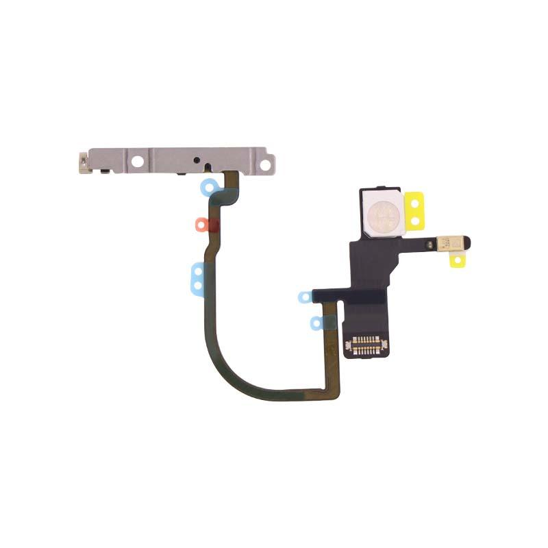 For iPhone XS Power Flex Cable with Brackets Replacement 5