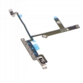 For iPhone XS Volume Flex Cable with Brackets Replacement 3