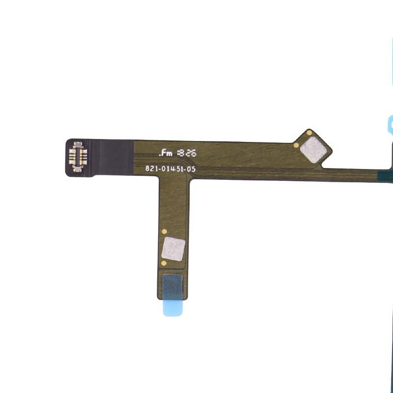 For iPhone XS Volume Flex Cable with Brackets Replacement 4