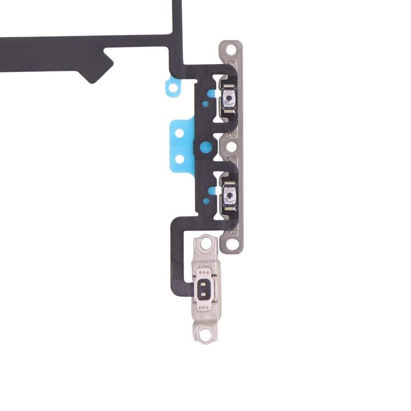 For iPhone XS Volume Flex Cable with Brackets Replacement 1