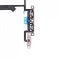 For iPhone XS Volume Flex Cable with Brackets Replacement