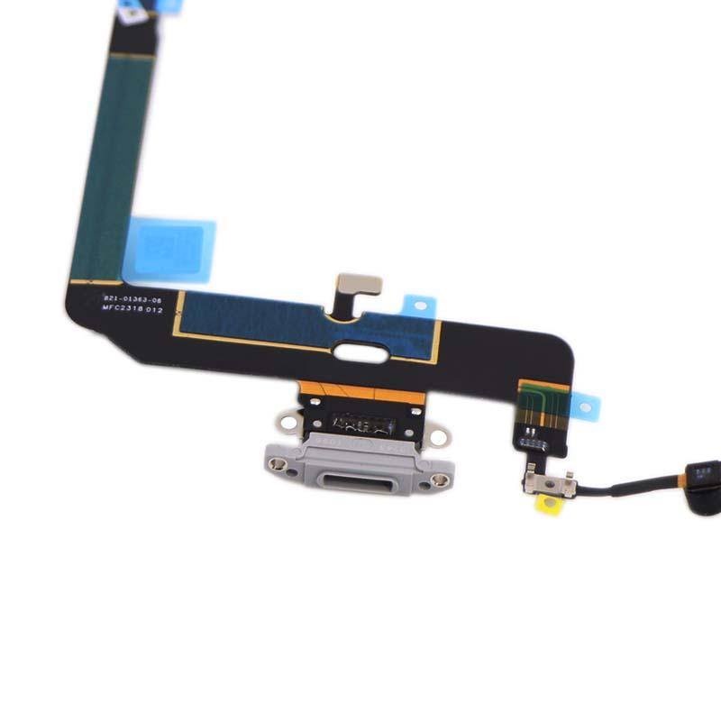 For iPhone XS Charging Port Flex Cable Replacement 3