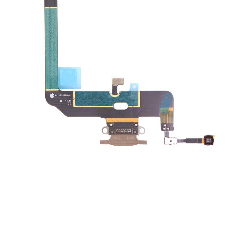 For iPhone XS Charging Port Flex Cable Replacement 6