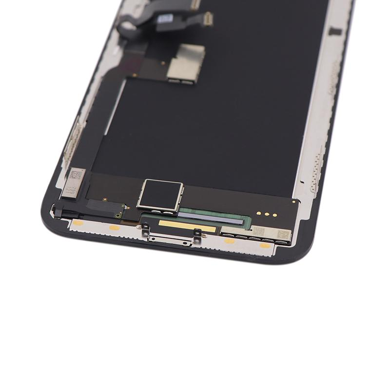 For iPhone X OLED Digitizer Assembly with Frame Replacement Brand New 7