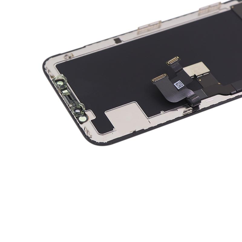For iPhone X OLED Digitizer Assembly with Frame Replacement Brand New 6
