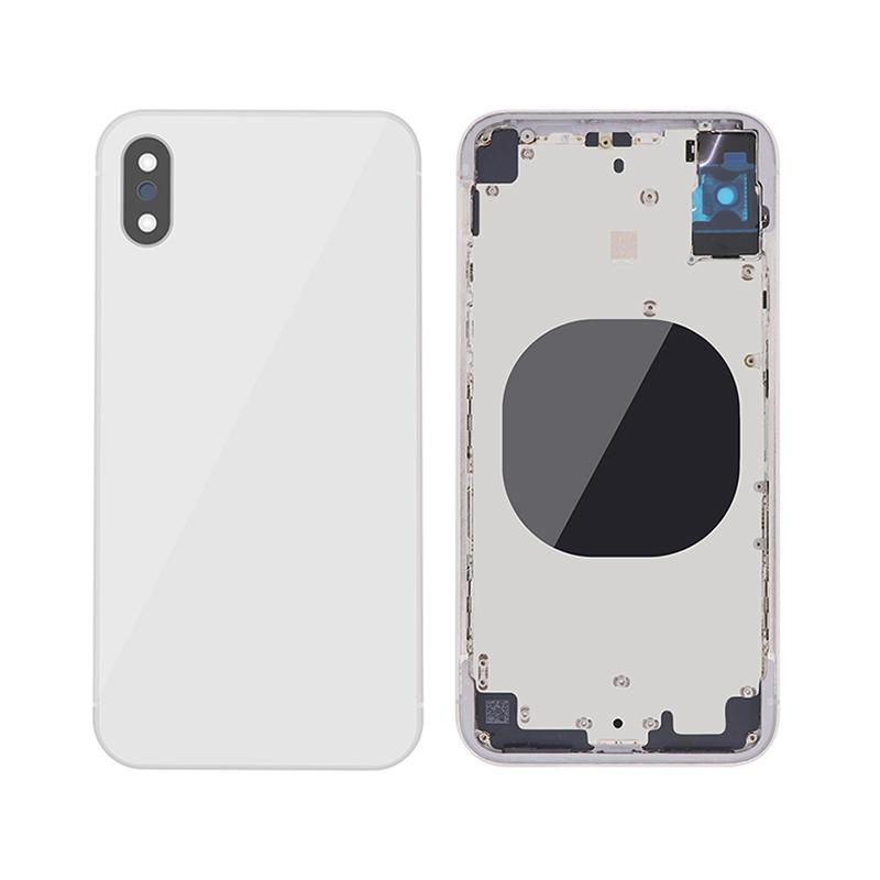 For iPhone X Back Housing Replacement Aftermarket