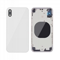 For iPhone X Back Housing Replacement