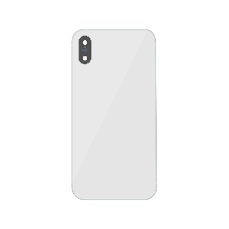 For iPhone X Back Housing Replacement Aftermarket 3