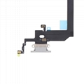 For iPhone X Charging Port Flex Cable Replacement  8