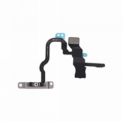 For iPhone X Power Flex Cable with Brackets Replacement