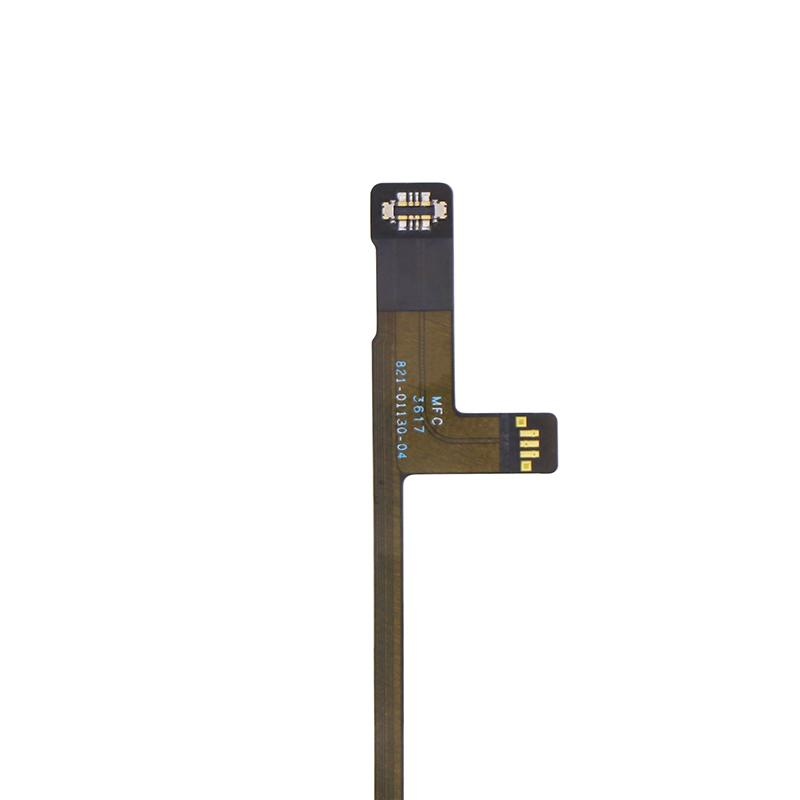 For iPhone X Volume Flex Cable with Brackets Replacement 3
