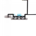 For iPhone X Volume Flex Cable with Brackets Replacement 4