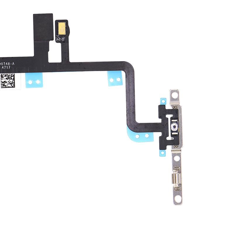 For iPhone 7 Plus Power and Volume Flex With Bracket Replacement 2