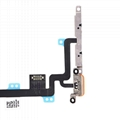 For iPhone 7 Power and Volume Flex With Bracket Replacement