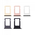For iPhone 7 SIM Card Tray Replacement - Space Grey/Silver/Gold/Rose Gold/Black