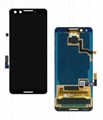 For Google Pixel 3 LCD Assembly without Frame