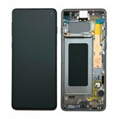 For Samsung S10  LCD Screen Digitizer Assembly Replacement Premium  (Hot Product - 2*)