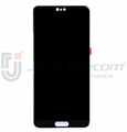 For Huawei P20 LCD With Digitizer Assembly w/Frame Replacement - Black