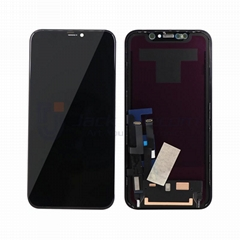 For iPhone 11 LCD Digitizer Assembly with Frame Replacement