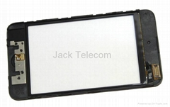 iPod Touch 2 Digitizer Touch Screen Glass Panel Assembly