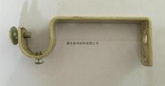 電鍍噴塗窗帘支架安裝碼配件