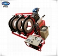 HDPE pipe butt fusion welding machine