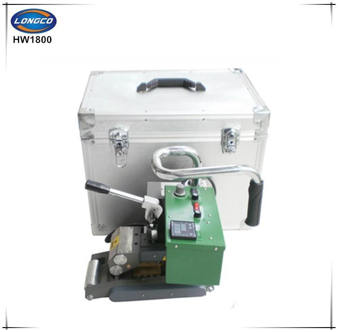 HDPE PP geomembrane welding machine 1