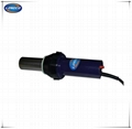 Hot air welding / hot air blower