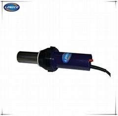 Hot air welding / hot air blower