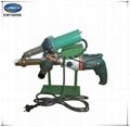 PE/PP Plastic extrusion welder