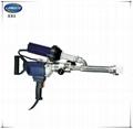Plastic extrusion welding machine booster EX3